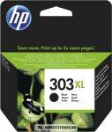 HP T6N04AE Bk fekete #No.303XL tintapatron, 12 ml | eredeti termék