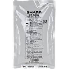 Sharp MX-235 GV developer, 50.000 oldal | eredeti termék