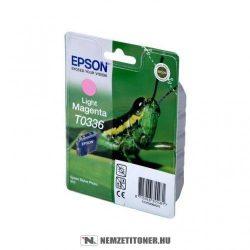 Epson T0336 LM világos magenta tintapatron /C13T03364010/, 17 ml | eredeti termék