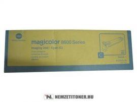 Konica Minolta MagiColor 8650DN C ciánkék dobegység /A0DE0JH/, 90.000 oldal   eredeti termék