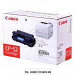 Canon EP-52 toner /3839A003/, 10.000 oldal   eredeti termék