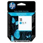 HP C4811A C ciánkék #No.11 nyomtatófej, 24.000 oldal | eredeti termék