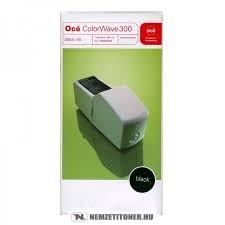 OCÉ ColorWave 300 Bk fekete tintapatron /106.008.9323/, 200 ml | eredeti termék