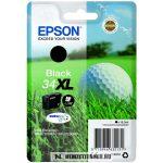 Epson T3471 XL Bk fekete tintapatron /C13T34714010/, 16,3 ml   eredeti termék