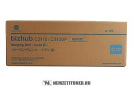 Konica Minolta Bizhub C3110 C ciánkék dobegység /A7330KH, IUP-23C/, 25.000 oldal | eredeti termék