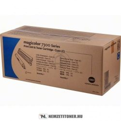 Konica Minolta MagiColor 7300 C ciánkék dobegység /4333-713, 171-0532-004/, 26.000 oldal | eredeti termék