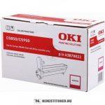 OKI C5850, C5950 M magenta dobegység /43870022/, 20.000 oldal | eredeti termék