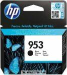 HP L0S58AE Bk fekete #No.953 tintapatron, 23,5 ml | eredeti termék