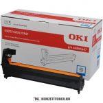 OKI C822, C831, C841 C ciánkék dobegység /44844407/, 30.000 oldal   eredeti termék