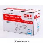 OKI C5800, C5900 C ciánkék dobegység /43381723/, 20.000 oldal | eredeti termék