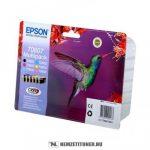 Epson T0807 multipack (T0801,802,803,804,805,806) tintapatron, 6x7,4 ml| eredeti termék