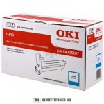 OKI C610 C ciánkék dobegység /44315107/, 20.000 oldal | eredeti termék