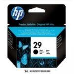 HP 51629AE Bk fekete #No.29 tintapatron, 40 ml | eredeti termék