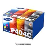Samsung CLP-415 toner multipack BKCMY /CLT-P504C/ELS/, 1x2.500 + 3x1.800 oldal | eredeti termék