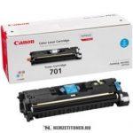 Canon CRG-701 C ciánkék toner /9286A003/, 4.000 oldal | eredeti termék