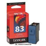 Lexmark 18L0042E színes #No.83 tintapatron   eredeti termék