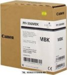 Canon PFI-306 MBK matt fekete tintapatron /6656B001/, 330 ml | eredeti termék