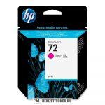 HP C9399A M magenta #No.72 tintapatron, 69 ml | eredeti termék