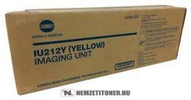 Konica Minolta Bizhub C200 Y sárga dobegység /A0DE05F, IU-212Y/, 45.000 oldal | eredeti termék