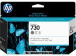 HP P2V66A GY szürke #No.730 tintapatron, 130 ml   eredeti termék