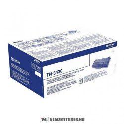 Brother TN-3430 toner, 3.000 oldal | eredeti termék