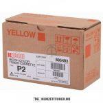 Ricoh Aficio Color 2232 Y sárga toner /888236, TYPE P2 Y/, 10.000 oldal, 275 gramm | eredeti termék