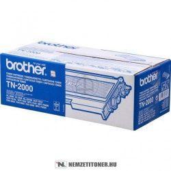 Brother TN-2000 toner, 2.500 oldal | eredeti termék