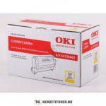 OKI C3200 Y sárga dobegység /42126662/, 14.000 oldal | eredeti termék