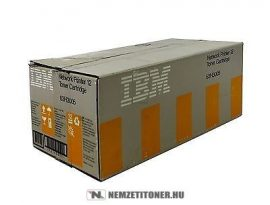 IBM Network Printer NP 12, 4312 toner /63H3005/, 6.000 oldal | eredeti termék