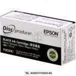 Epson S020452 Bk fekete tintapatron /PJIC6/, 26 ml | eredeti termék