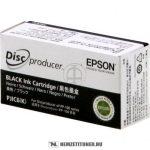 Epson S020452 Bk fekete tintapatron /PJIC6/, 26 ml   eredeti termék