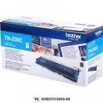 Brother TN-230 C ciánkék toner, 1.400 oldal | eredeti termék