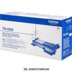 Brother TN-2220 toner, 2.600 oldal | eredeti termék