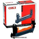 OKI C7200, C7400 Bk fekete dobegység /41304112, TYPE C2/, 30.000 oldal   eredeti termék
