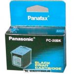 Panasonic PC-20 Bk fekete tintapatron | eredeti termék