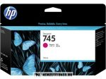 HP F9J95A M magenta  #No.745 tintapatron, 130 ml | eredeti termék