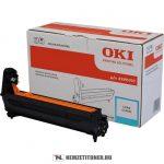 OKI MC760, MC770, MC780 C ciánkék dobegység /45395703/, 30.000 oldal | eredeti termék