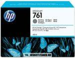 HP CM996A DGY sötét szürke #No.761 tintapatron, 400 ml   eredeti termék