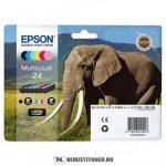 Epson T2428 multipack (T2421,2422,2423,2424,2425,2426) tintapatron, 3x5,1 ml + 3x4,6 ml| eredeti termék