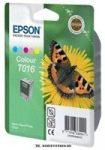 Epson T016 színes tintapatron /C13T01640110/, 66 ml | eredeti termék