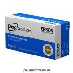 Epson S020447 C ciánkék tintapatron /PJIC1/, 26 ml | eredeti termék