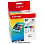 Canon BC-33E színes fej+tintapatron /4611A002/ | eredeti termék