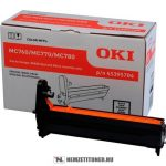 OKI MC760, MC770, MC780 Bk fekete dobegység /45395704/, 30.000 oldal | eredeti termék