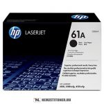 HP C8061A - 61A - fekete toner, 6.000 oldal | eredeti termék