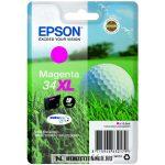 Epson T3473 XL M magenta tintapatron /C13T34734010/, 10,8 ml   eredeti termék