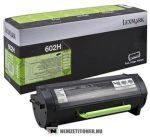 Lexmark MX 310, 410, 510, 610 XL toner /60F2H00, 602H/, 10.000 oldal | eredeti termék