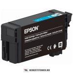 Epson T40D2 C ciánkék tintapatron /C13T40D240/, 50 ml | eredeti termék