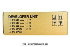 Kyocera DV-520 Bk fekete developer /302HJ93050/, 100.000 oldal | eredeti termék