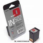 Olivetti In 502 Bk fekete tintapatron /B0495/, 20 ml | eredeti termék