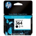 HP CB316EE Bk fekete #No.364 tintapatron, 6 ml | eredeti termék